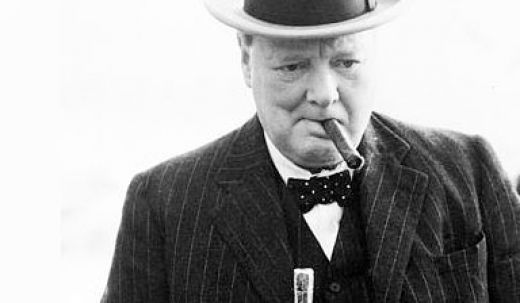 Winston Churchill: The Game of a Great Mind