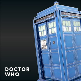 Metal Earth Doctor Who