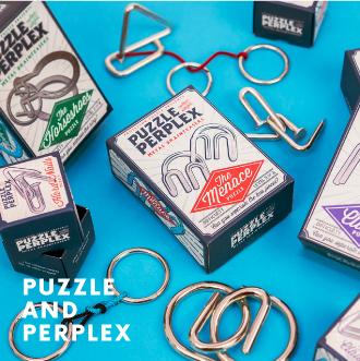 Puzzle and Perplex