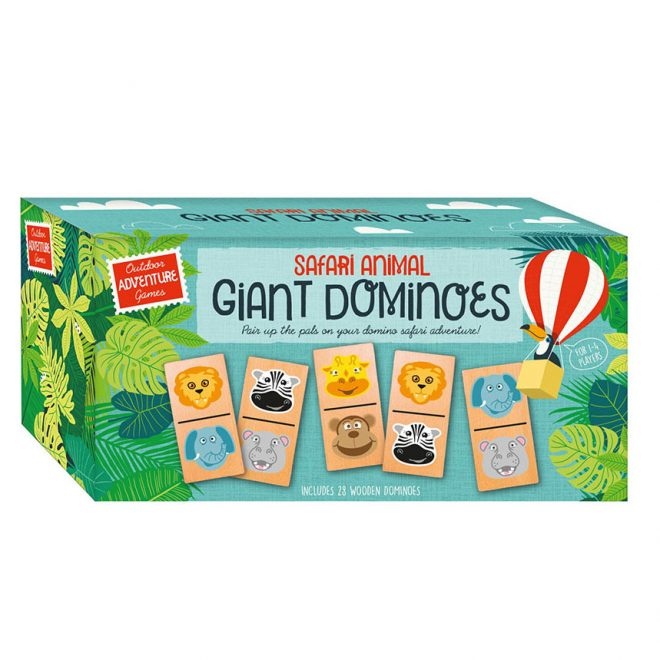 SafariGiantDominos