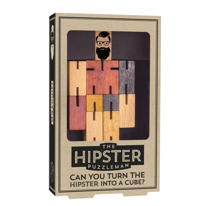 The Hipster Puzzleman_web
