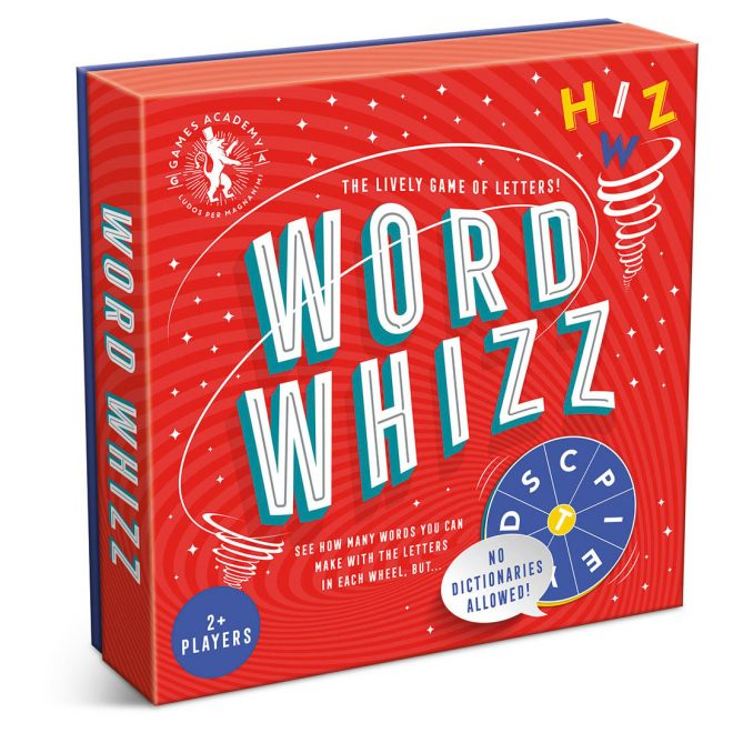 Word whizz packaging