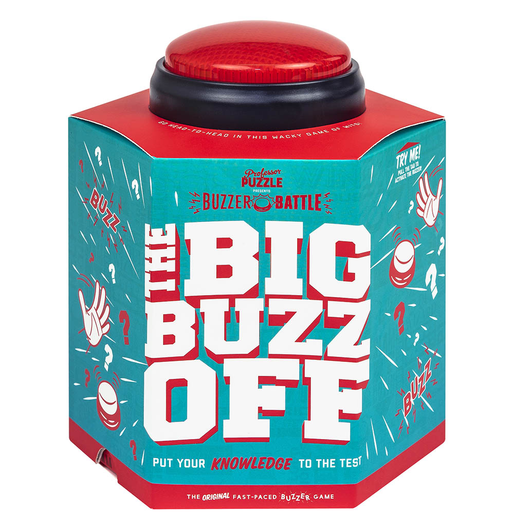 The Big Buzz Off
