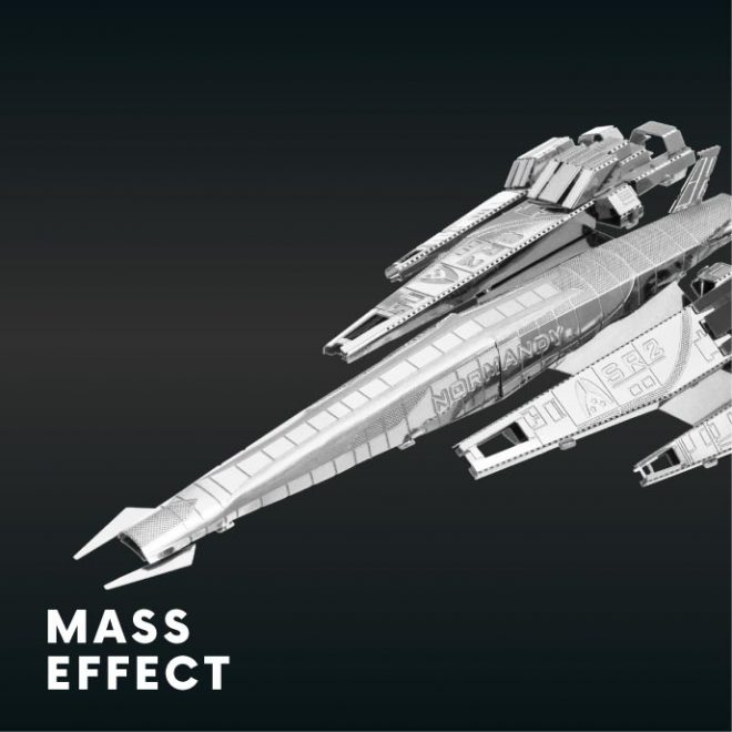 Metal Earth Mass Effect