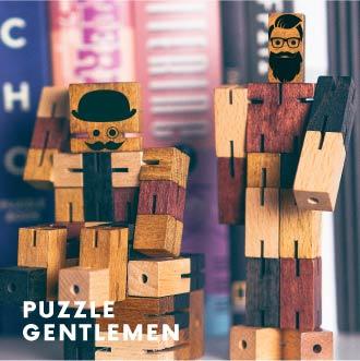 Puzzle Gentlemen
