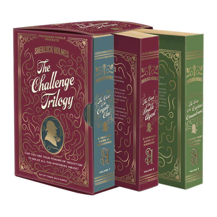 The Challenge Trilogy