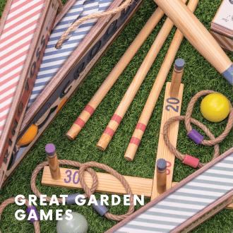 Great Garden Games