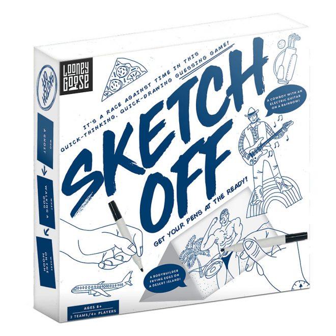 Sketch Off   Professor Puzzle