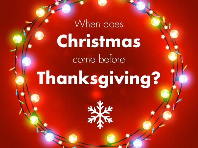 A Christmas Conundrum