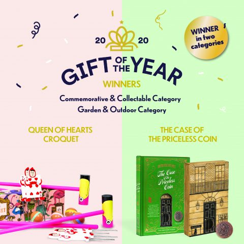Double Gift of the Year Winners!