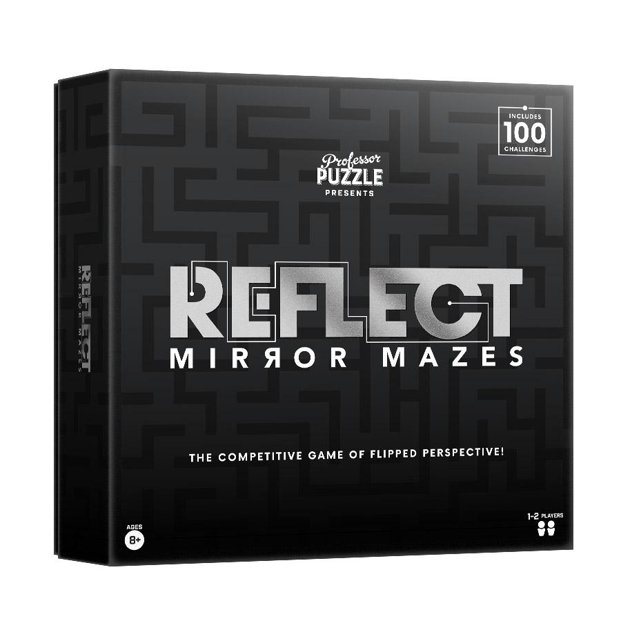 Reflect – Mirror Mazes