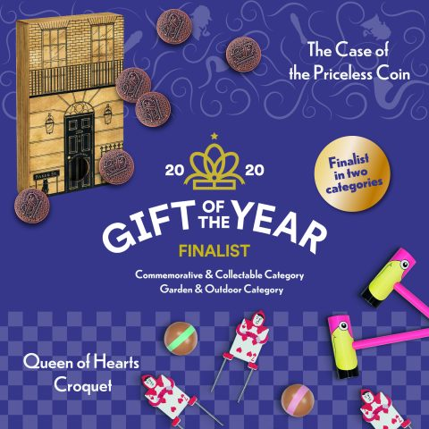 Double Gift of the Year Finalists!