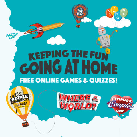 Keep the fun going at home!