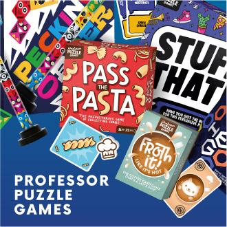 Professor Puzzle Games